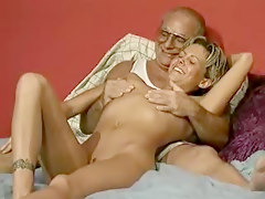 Uncle, Sybian riding bitch sucks uncle jesses aged yonker