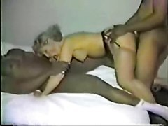 British, Interracial, British cathy barry amp am