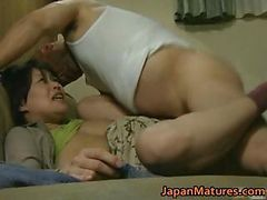 Asiatiche, Giapponese, Milf, Giapponese completo