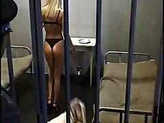 Jail, Big titted roberta gemma assfucked in jail s88
