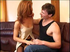 Milf, Redhead, Red milf productions cousin