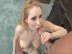 Secretary, The husband films his wife deepthroat a stranger