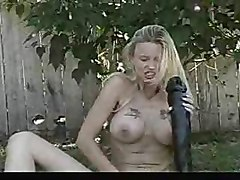 Blonde, Insertion, Bbw big insertion