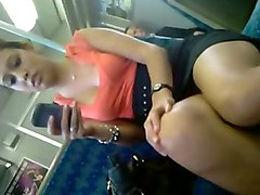 Upskirt, Train, Train videos