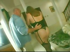 Chubby, Babe, Hairy chubby mature anal