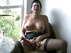 Big boobs solo mature