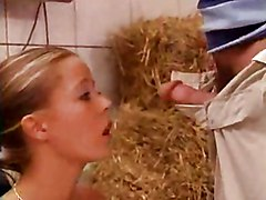 Farm, Babe, German, Cute, Milk farm