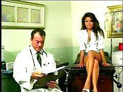 Doctor, Doctor gives screaming girl an enema