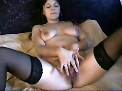 Hairy, German, German hairy mature creampie