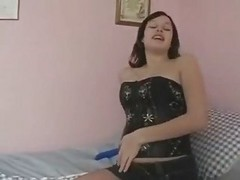 Swallow, Pregnant, Busty marina visconti hot fuck and anal too