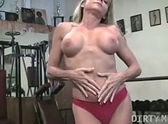 Masturbation, Gym, Upskirt gym