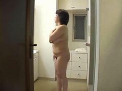Asian, Japanese, Shower, Japanese mother temptation 5